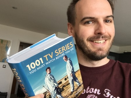 1001 TV Series modelled by me