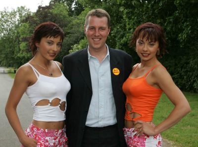 Ben and the Cheeky Girls