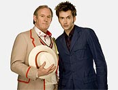 Davison and Tennant (BBC)