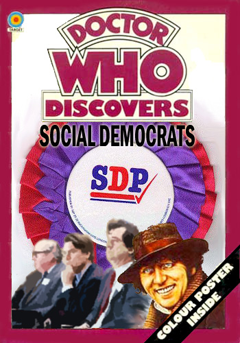 Doctor Who discovers Social Democrats